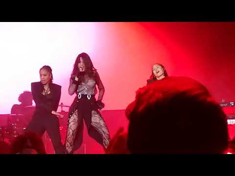 Camila Cabello - Inside Out (AFAS LIVE, Amsterdam) June 13th