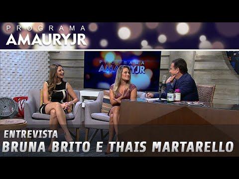 Entrevista - Bruna Brito e Thais Martarello