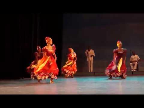 El Conjunto Folklórico Nacional de Cuba