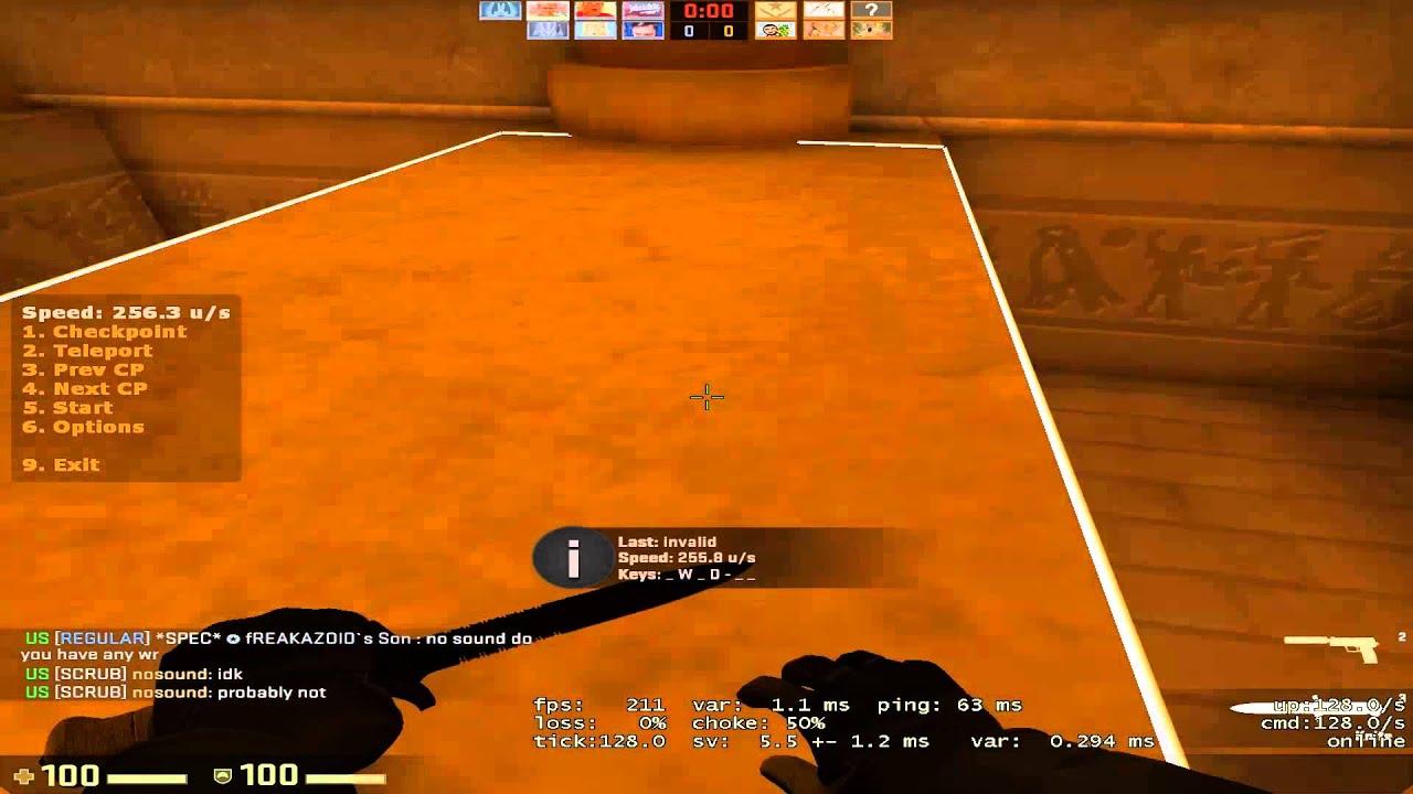 Cs Go Kz 286 02 Long Jump By Ahful Youtube