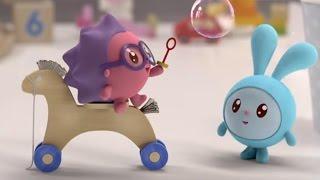 Малышарики - Лошадка (24 серия)  Развивающие мультфильмы для самых маленьких 1,2,3,4 года
