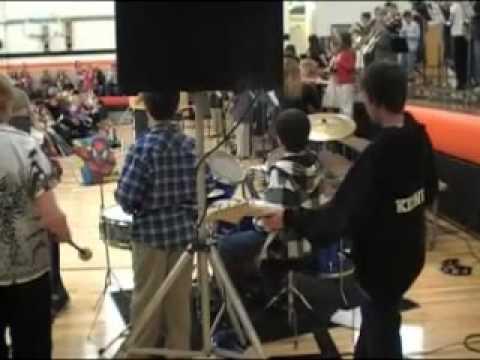 "School Band ""Power Rock"""