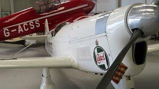 Shuttleworth Collection  England -  Hangar Display - 2018