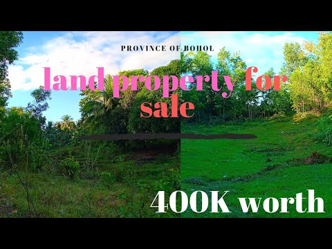 Cheap Cost of Land Property For Sale in Talibon Bohol