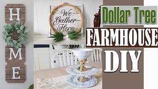 Dollar Tree DIY Room Decor 2019 â­�DIY Farmhouse Wall Decor GIVEAWAY!
