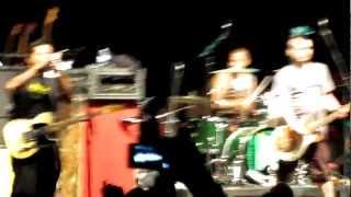 NOFX - Eat The Meek, live @ Riot Fest, Toronto. Sept 9, 12