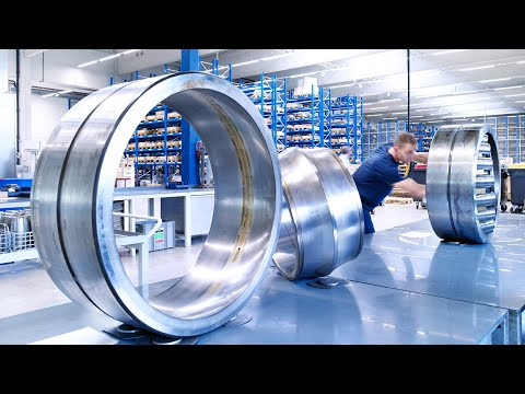 SKFstronger  Bearing Remanufacturing and the circular economy