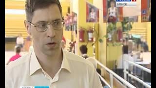 В Брянске стартовало первенство России по спортивной гимнастике среди девушек(ГТРК