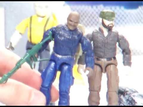 John Carpenter's The Thing  Retro Action Figures  Toy TV Commercial  Hasbro  1982