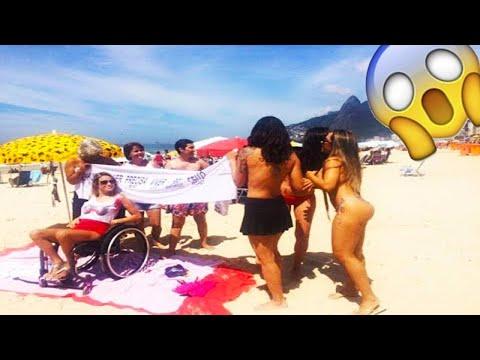 Visitando playas de Lima peru - Venezolanos en peru