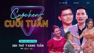 CUỘC HẸN CUỐI TUẦN SỐ 1   Văn Mai Hương ghen khi phát hiện vết son trên mặt Việt Anh