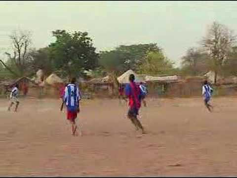 UNICEF: Finding an outlet in football after violence in Chad