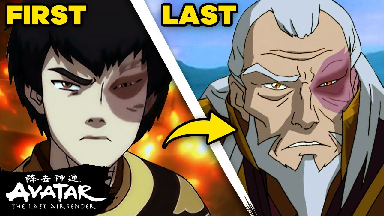 Download Zuko's Best Firsts and Lasts from Avatar and The Legend of Korra! | Avatar