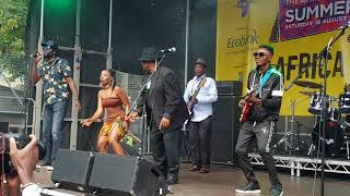 Kanda Bongo Man, The Africa Centre Summer Festival, London 2018.
