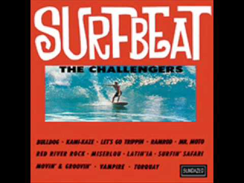 The Challengers Surfbeat