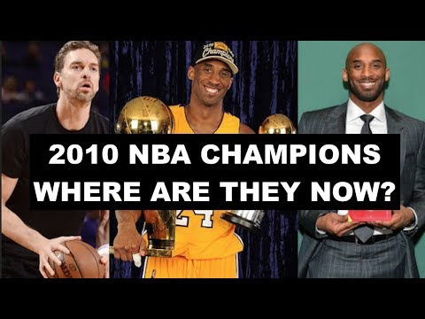 The 2010 Los Angeles Lakers: Where Are They Now?