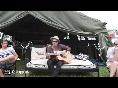 Ed Harcourt - Born In The 70's - acoustic for In Bed with at Haldern Pop Festival 2014
