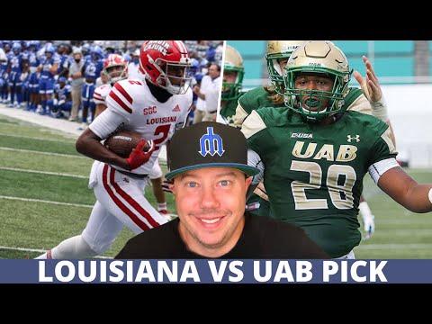 Louisiana at UAB Pick Week 8 College Football Predictions