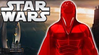 Snoke's NEW Elite Royal Guards Revealed - Star Wars Explained
