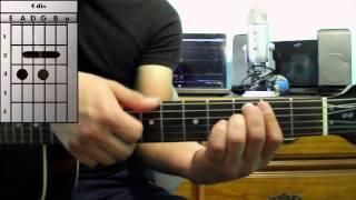 acordes de jazz para guitarra acustica