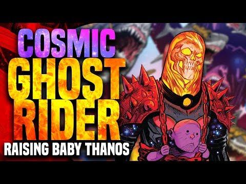 Cosmic Ghost Rider: Raising Baby Thanos