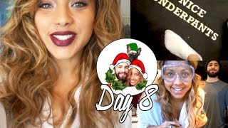 In the Kitchen with Sammi ❄ Vlogmas 8 Thumbnail