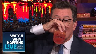 Stephen Colbert Plays Never Have I Ever, Late Night Host Edition! | WWHL