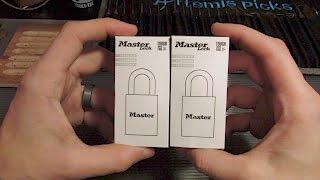 [53] Master 6835 Aluminum Lockout Tagout Padlock