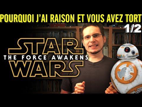 PJREVAT - Star Wars - Episode VII - The Force Awakens : Partie 1