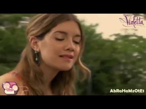 Clara Alonso canta (Violetta)