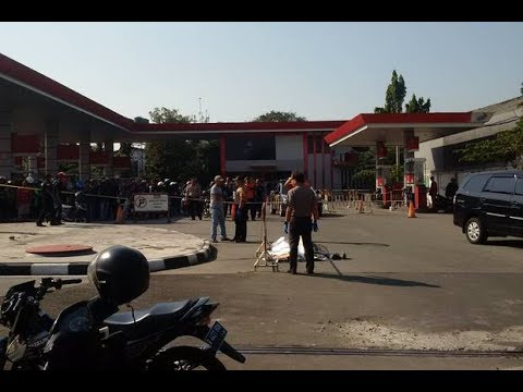 Kronologi Perampokan Maut Davidson Tantono di SPBU Daan Mogot
