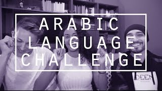 ARABIC VS FRENCH VS PORTUGUESE LANGUAGE CHALLENGE