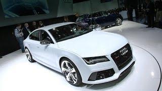 Наши Тесты Audi RS7 Sportback 4.0 TFSI 2013