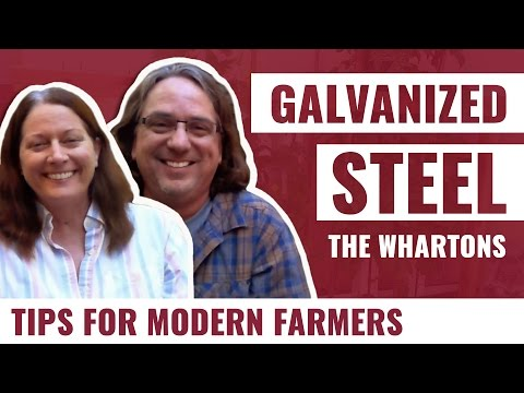 Farmer Tip #8 | What Happens When You Use Galvanized Steel in Hydroponics?
