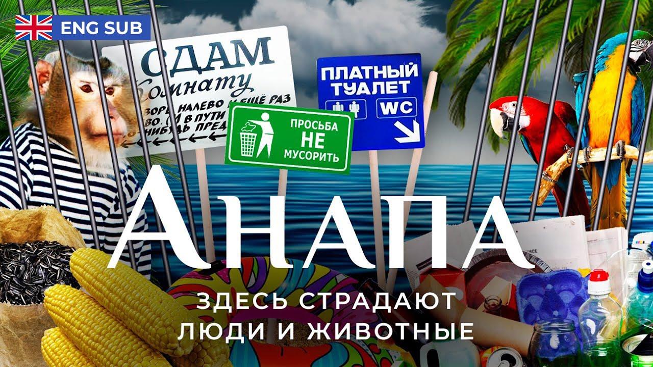 Анапа: город-живодерня | Как уничтожили главный советский курорт