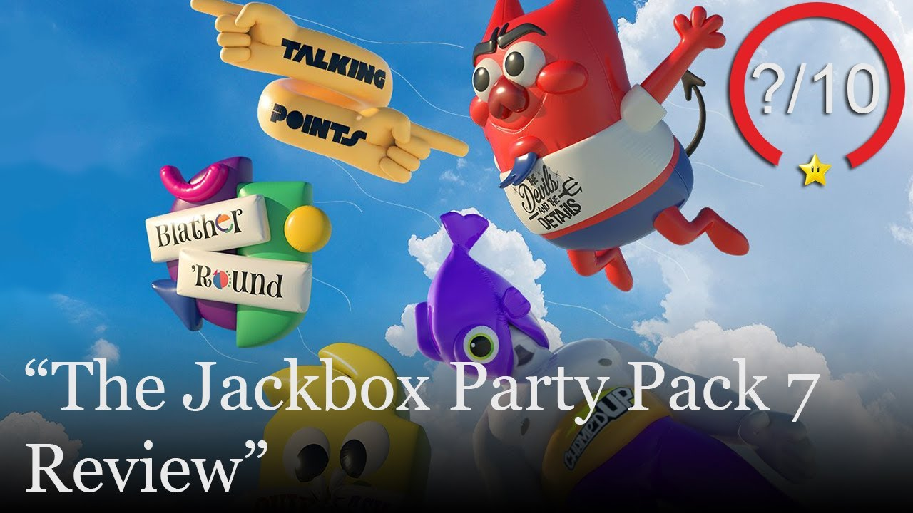 The Jackbox Party Pack 7 Review [PS4, Switch, Xbox One, & PC] (Video Game Video Review)