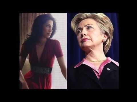 Hillary Clinton's Lesbian Lover Huma