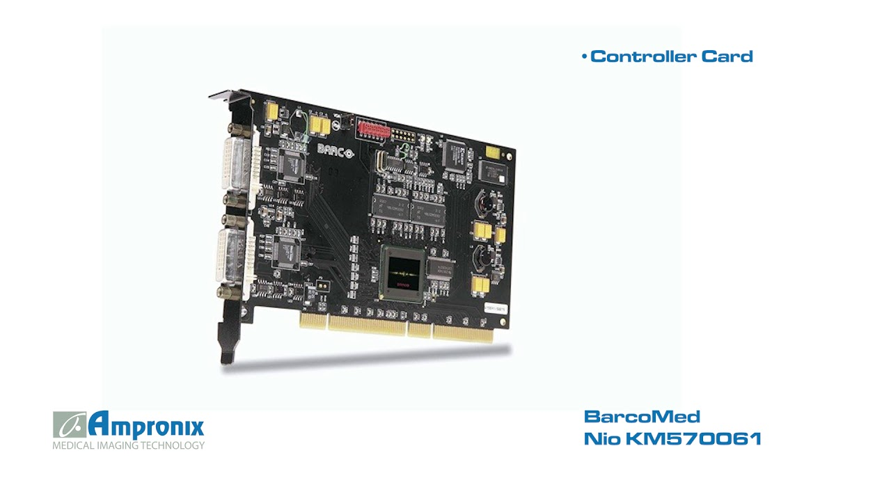 BARCOMED NIO DRIVER PC