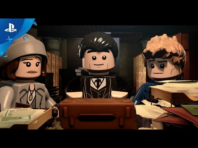 LEGO Dimensions - Story Pack Gameplay Trailer
