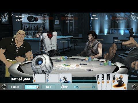 Poker Night 2 - Portal - Omaha