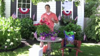 "The Window Box Guyâ""¢, 732-895-6262, Visual Impact Tips, Deck Planter Boxes, Railing Planters"