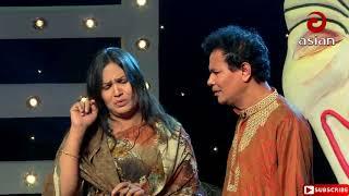 হাসির ভিডিও হাসতে হাসতে মারা যাবেন কর্তা বনাম গিন্নি  || star comedy show Asian TV