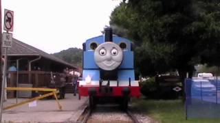 "Whitewater Valley Railroad - ""A Day Out With Thomas"" and More! (HD)"