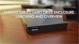 Sabrent USB 3.0 2.5