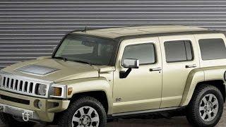 #1029. Hummer h3 e85 2007 (Prototype Car)