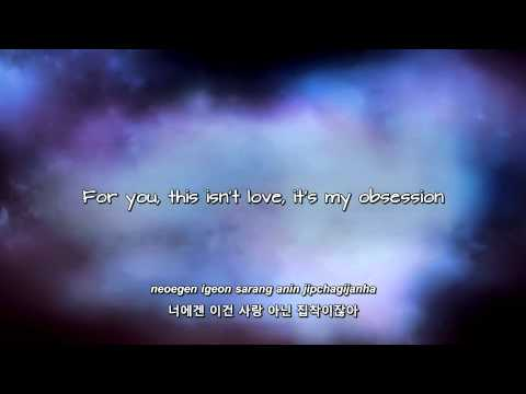 U-KISS- Obsession lyrics [Eng. | Rom. | Han.]