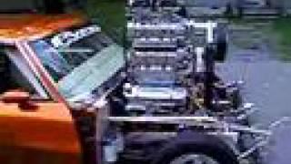 70 Double Blown GTO