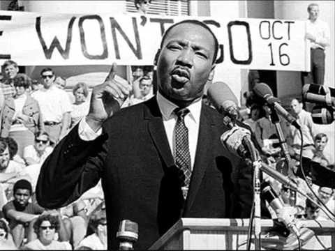 How Did Christianity Help Martin Luther King Jr?