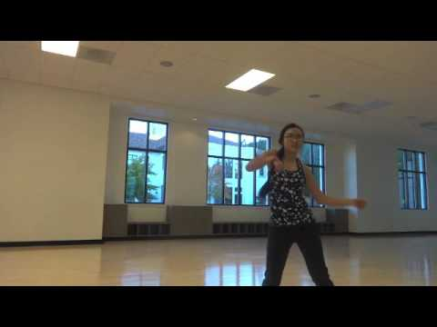 Stephanie Scott: Pose Frenemies Dance