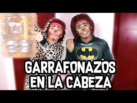 Lapizito y Lapizin Garrafonazos en la Cabeza |Soy Fredy